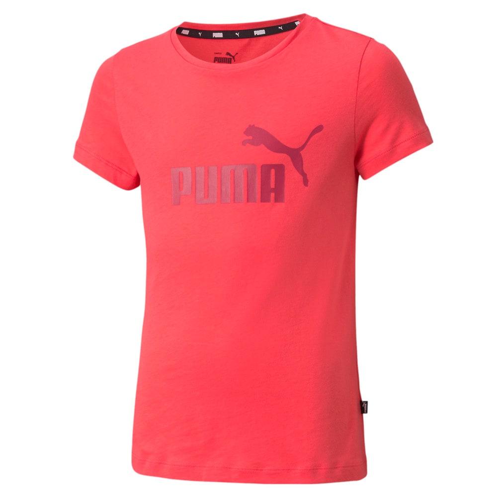 Image PUMA Camiseta Essentials Logo Juvenil #1