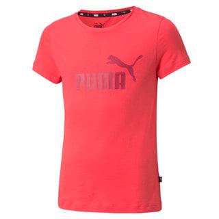 Image PUMA Camiseta Essentials Logo Juvenil