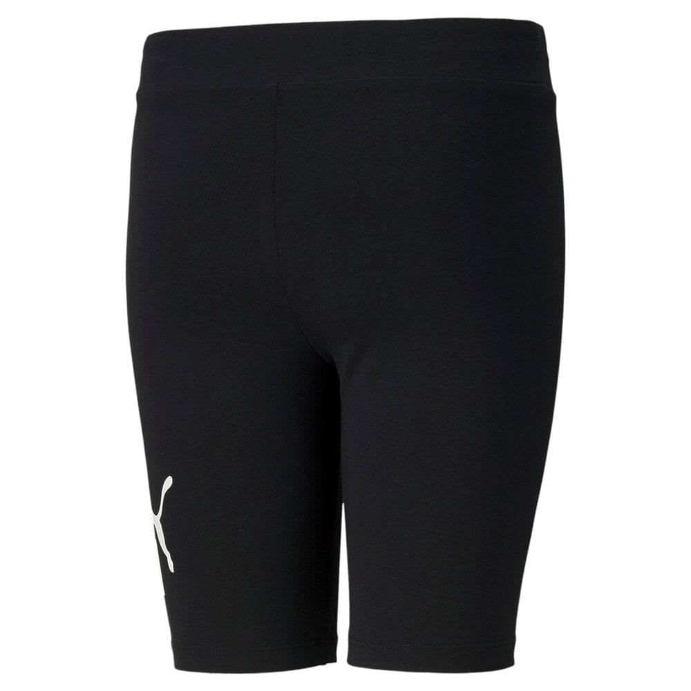 Image PUMA Legging Essentials Short Juvenil #2