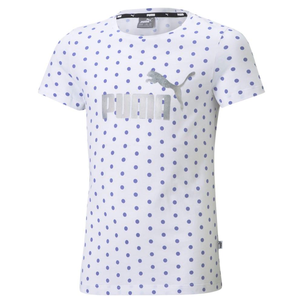 Изображение Puma Детская футболка Essentials+ Youth Tee #1
