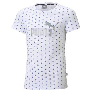 Изображение Puma Детская футболка Essentials+ Youth Tee