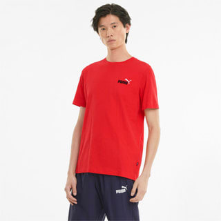 Изображение Puma Футболка Essentials Embroidery Logo Men's Tee