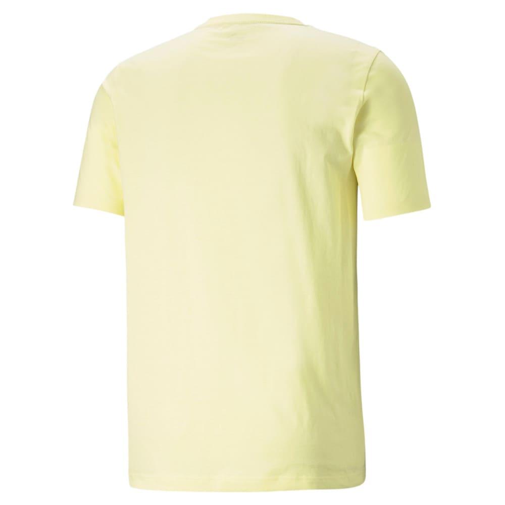 Изображение Puma Футболка Essentials Embroidery Logo Men's Tee #2