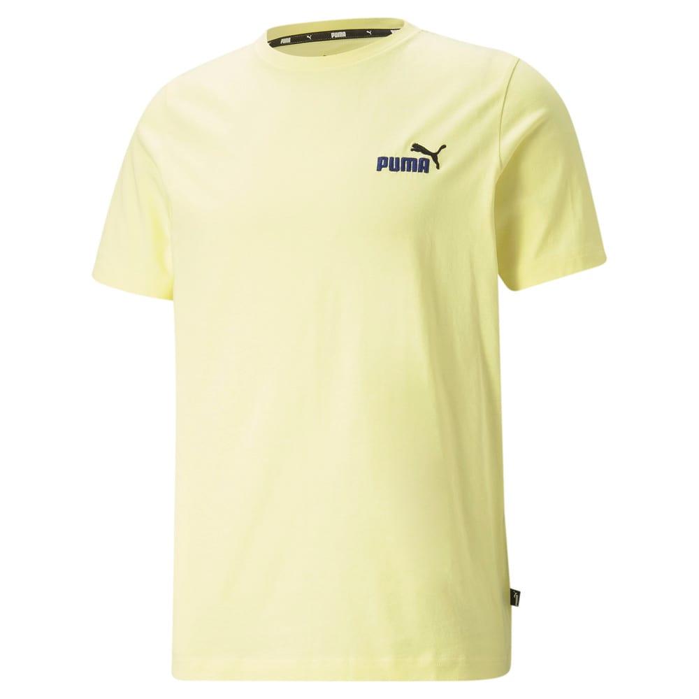Изображение Puma Футболка Essentials Embroidery Logo Men's Tee #1