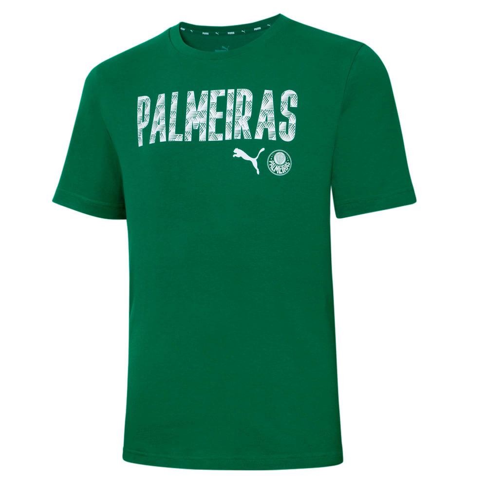 Image PUMA Camiseta Palmeiras Casual 2021 Masculina #1