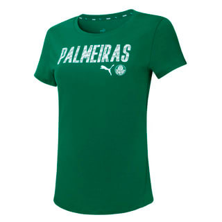 Image PUMA Camiseta Palmeiras Casual 2021 Feminina