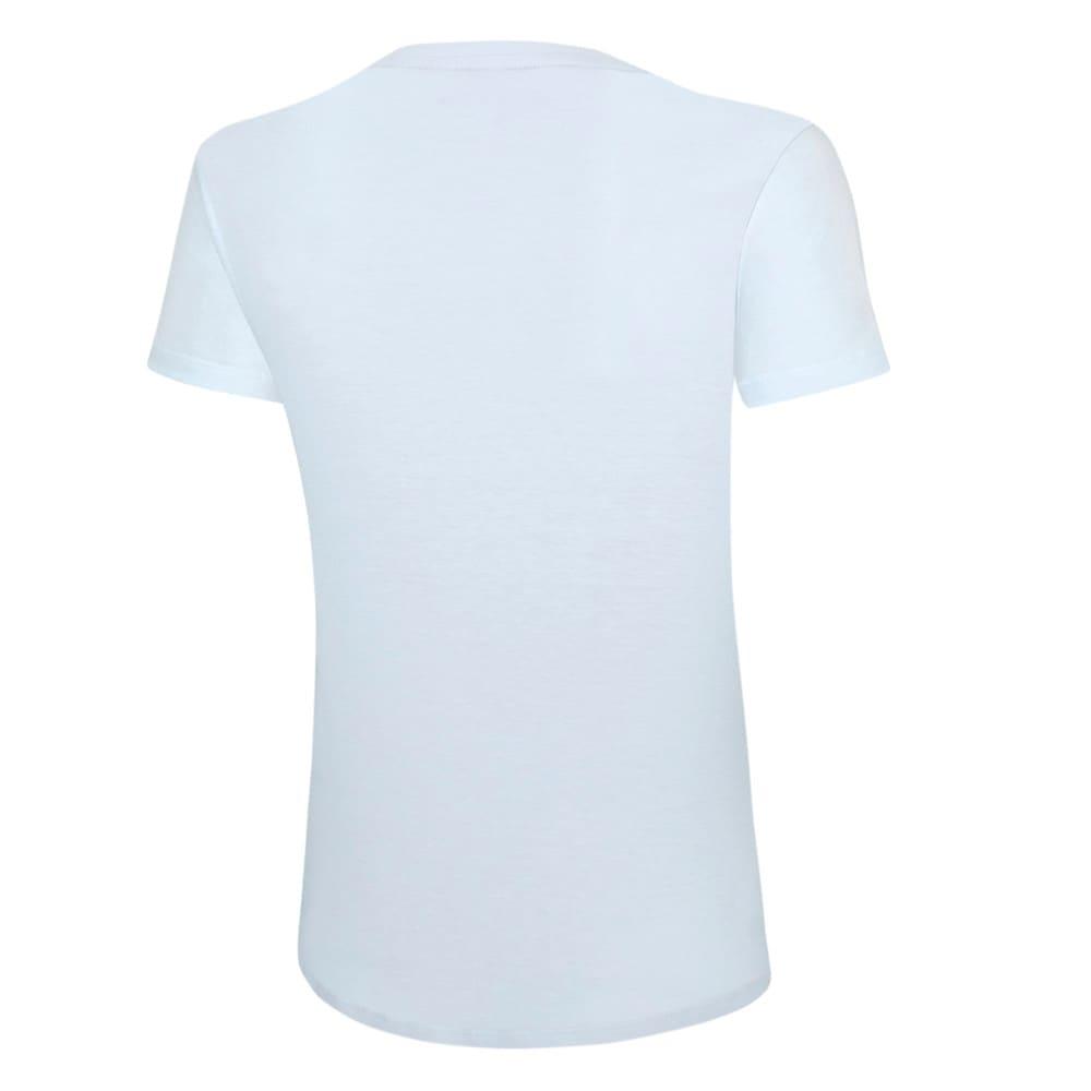 Image PUMA Camiseta Palmeiras Casual 2021 Feminina #2