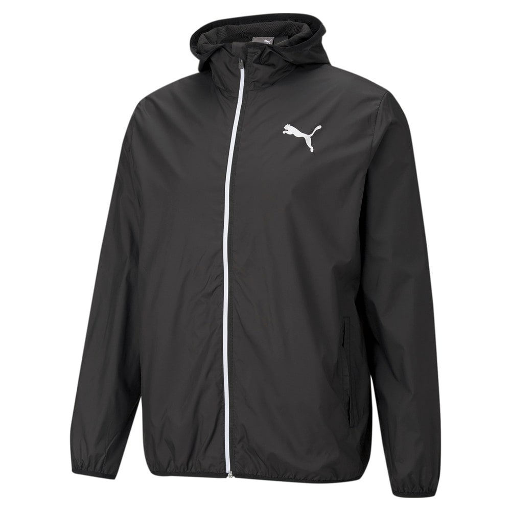 Зображення Puma Вітрівка Essentials Solid Men's Windbreaker #1