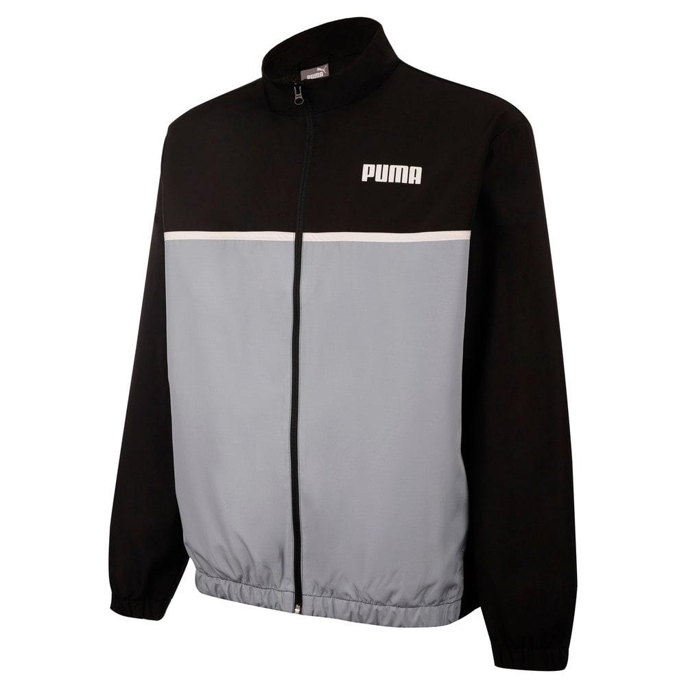 Изображение Puma Олимпийка Woven Track Jacket #1