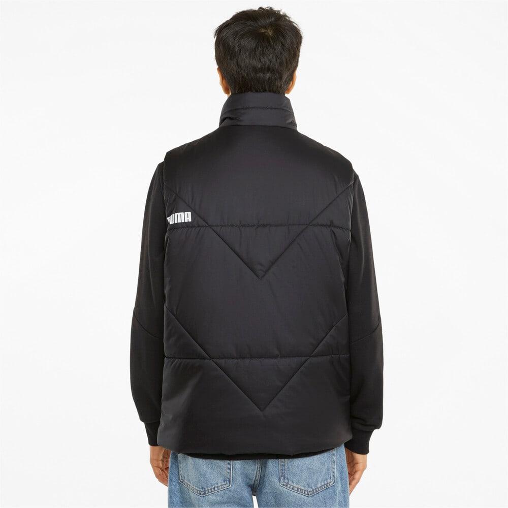 Зображення Puma Жилет Essentials Padded Men's Vest #2: Puma Black