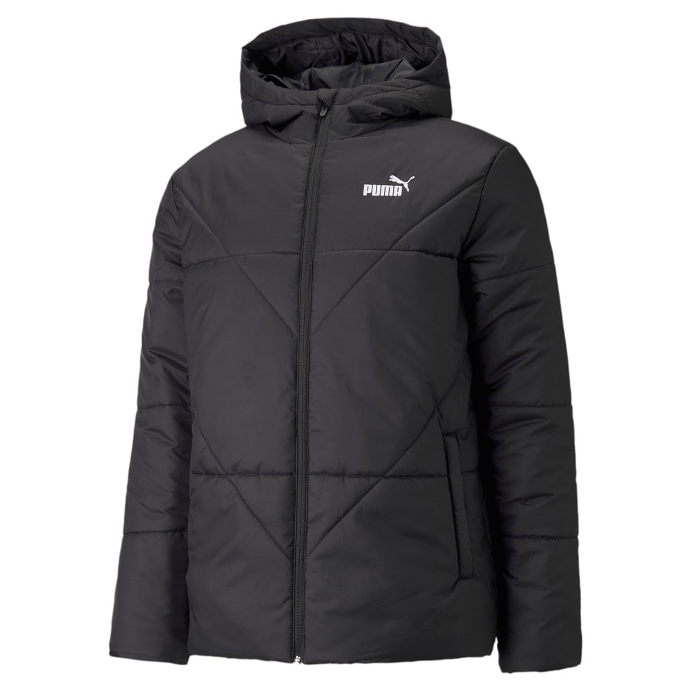 Изображение Puma Куртка Essentials Padded Men's Jacket #1: Puma Black