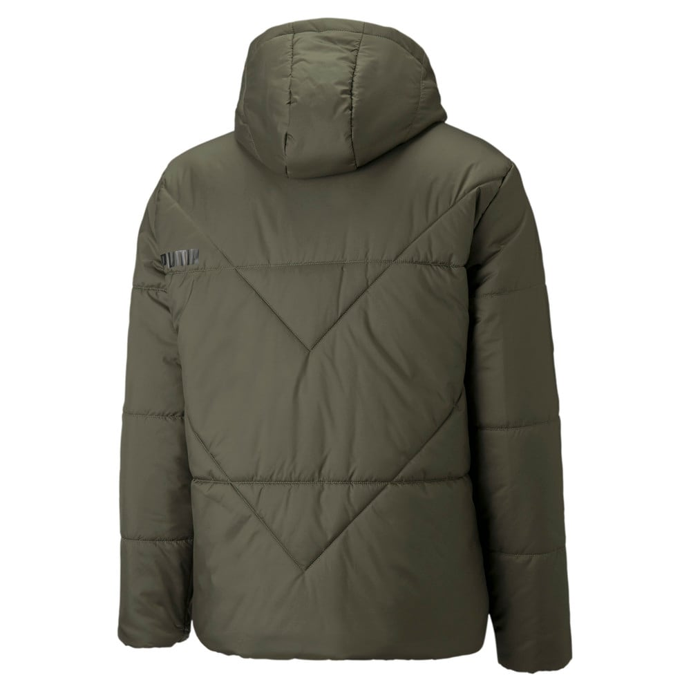 Изображение Puma Куртка Essentials Padded Men's Jacket #2: Grape Leaf