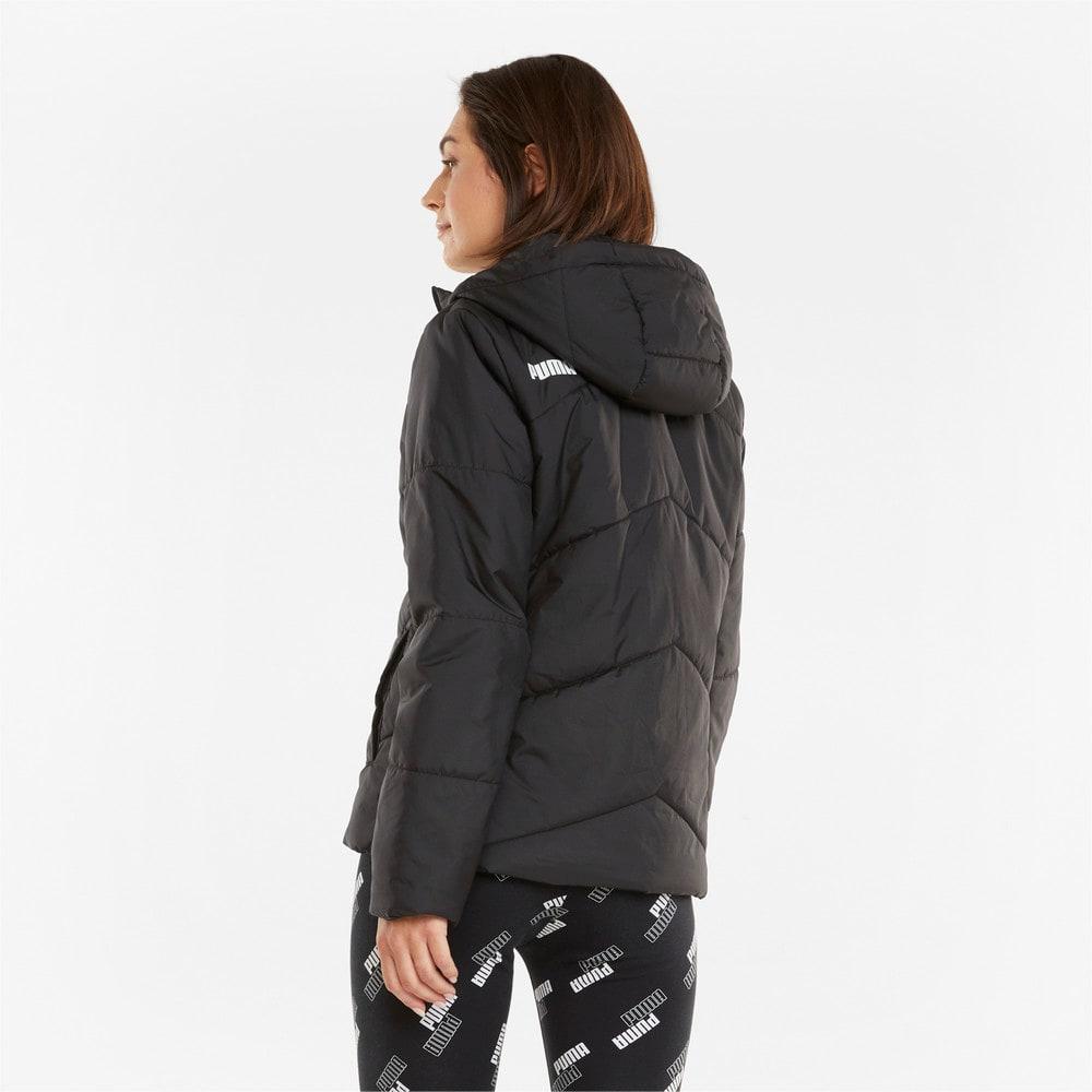 Зображення Puma Куртка Essentials Padded Women's Jacket #2: Puma Black