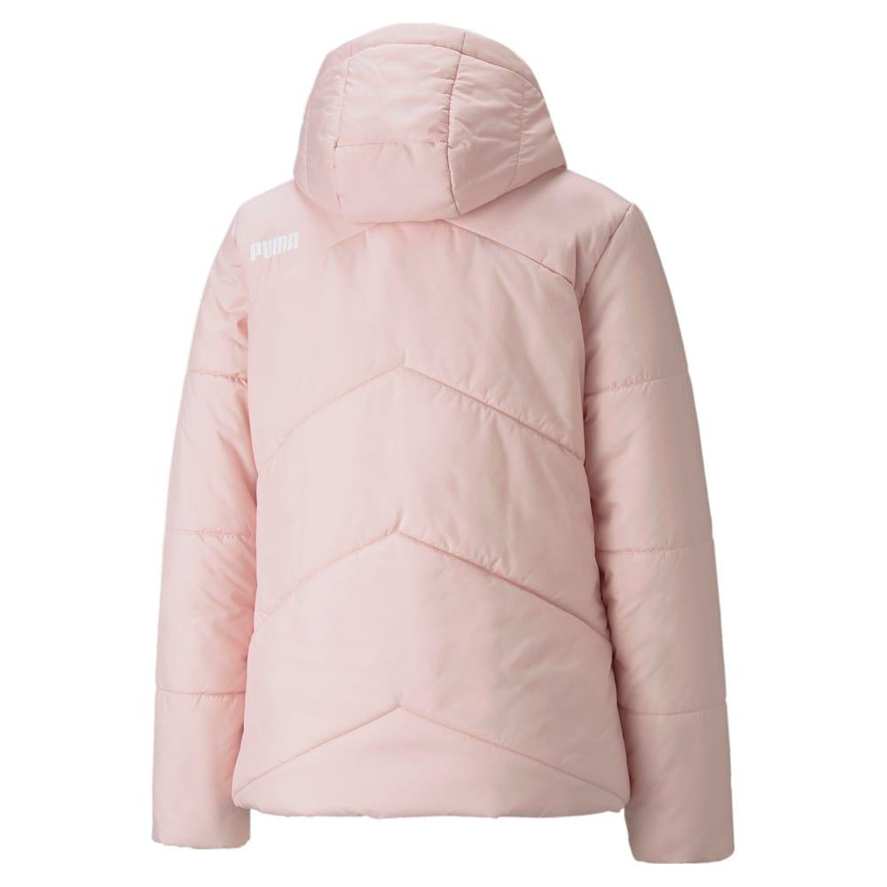 Изображение Puma Куртка Essentials Padded Women's Jacket #2: Lotus