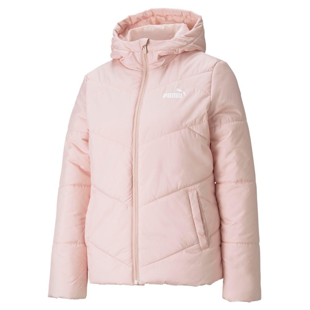 Изображение Puma Куртка Essentials Padded Women's Jacket #1: Lotus