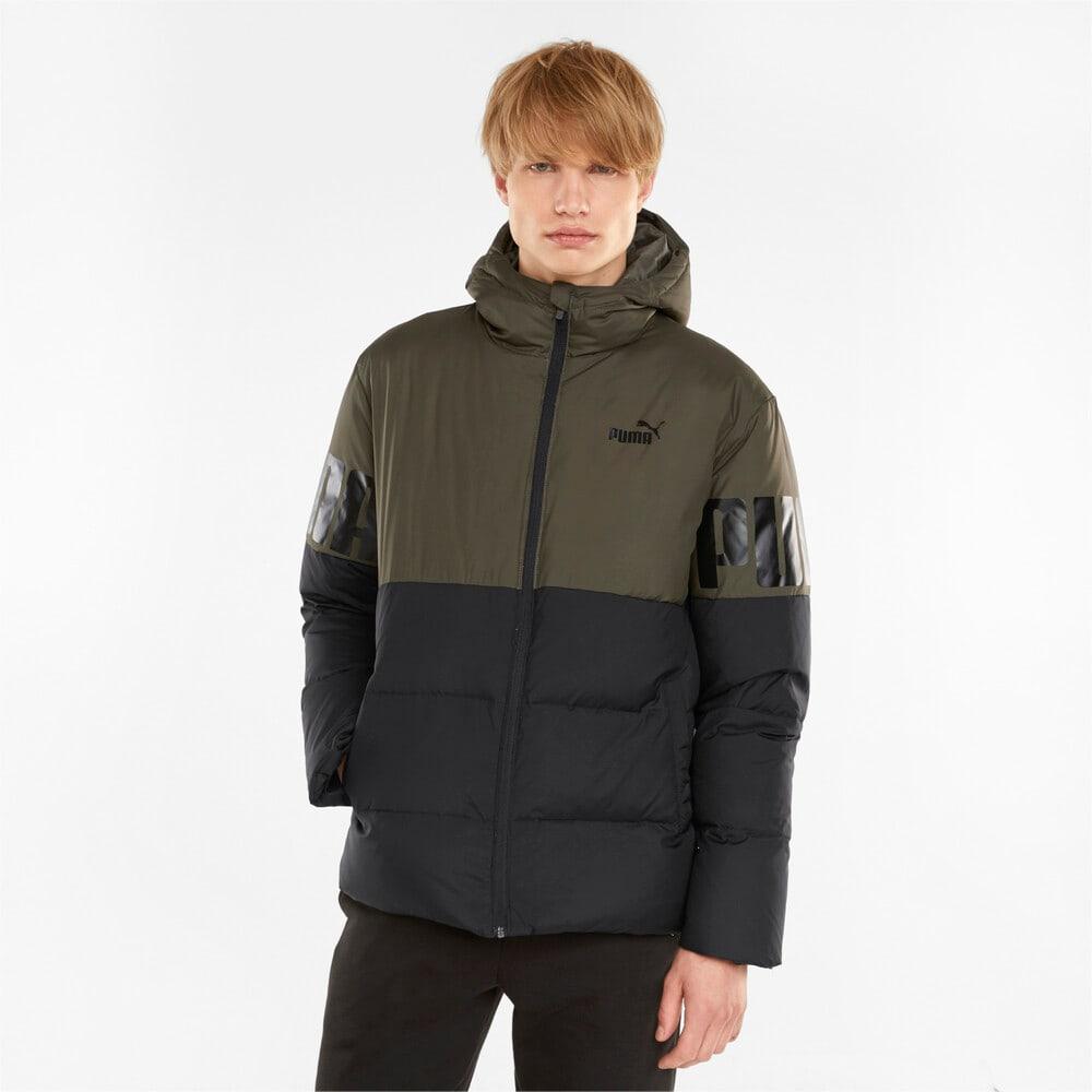 Зображення Puma Куртка Essentials+ CB Down Men's Jacket #1: Grape Leaf