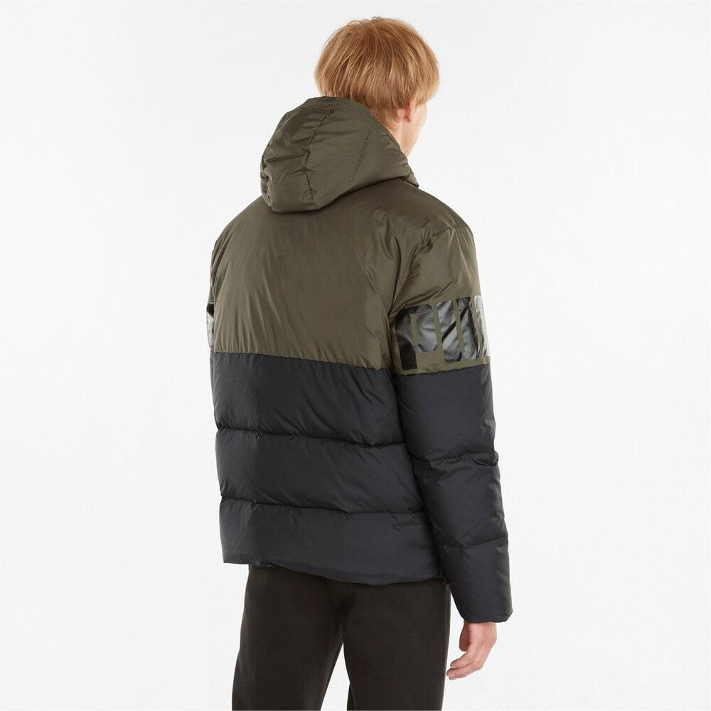 Зображення Puma Куртка Essentials+ CB Down Men's Jacket #2: Grape Leaf