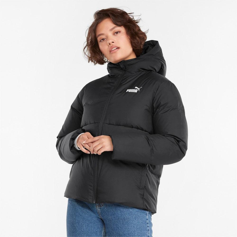 Изображение Puma Куртка Essentials+ CB Down Women's Jacket #1: Puma Black