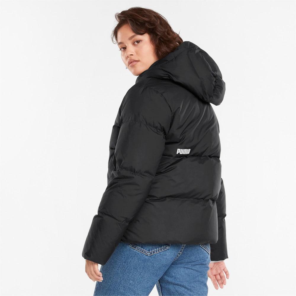 Изображение Puma Куртка Essentials+ CB Down Women's Jacket #2: Puma Black