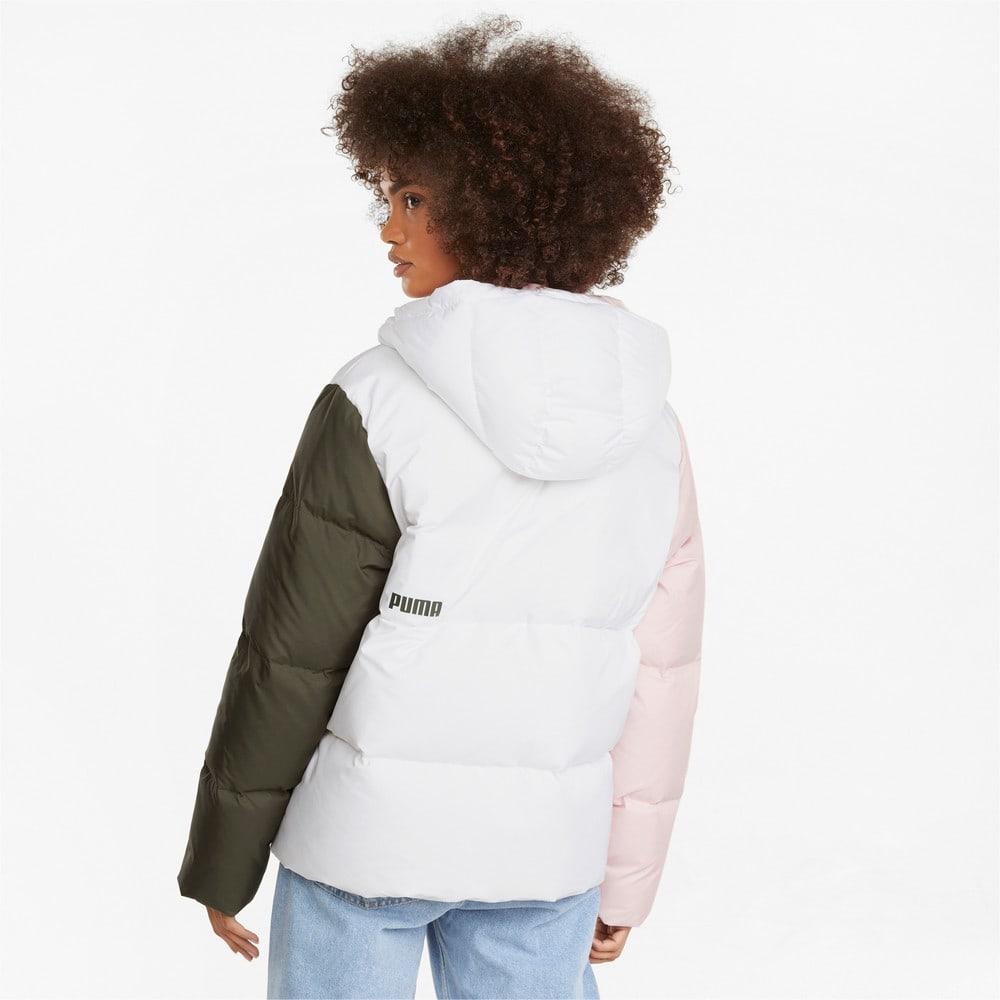 Изображение Puma Куртка Essentials+ CB Down Women's Jacket #2: Puma White