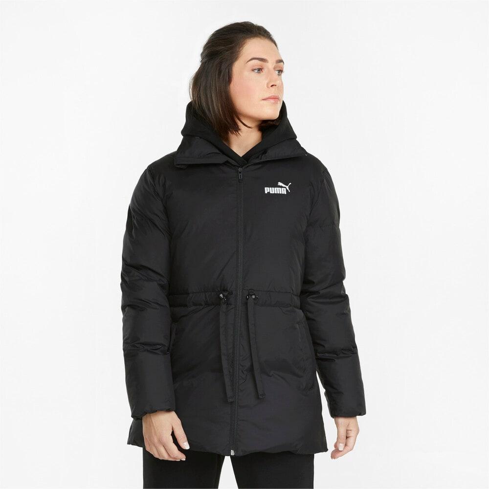 Зображення Puma Куртка Essentials+ Eco Puffer Women's Jacket #1: Puma Black