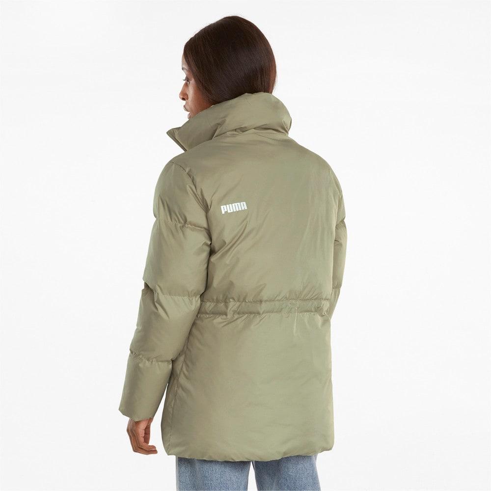 Изображение Puma Куртка Essentials+ Eco Puffer Women's Jacket #2: Spray Green