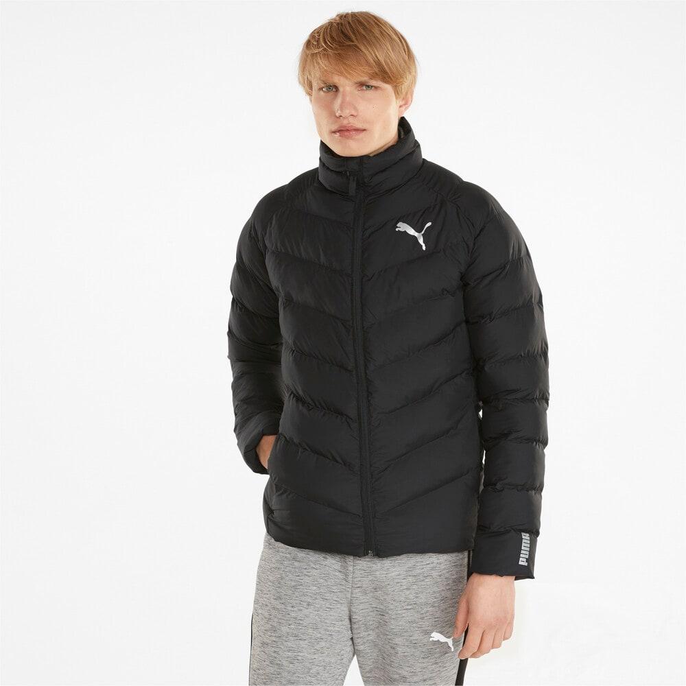 Изображение Puma Куртка warmCELL Lightweight Men's Jacket #1: Puma Black