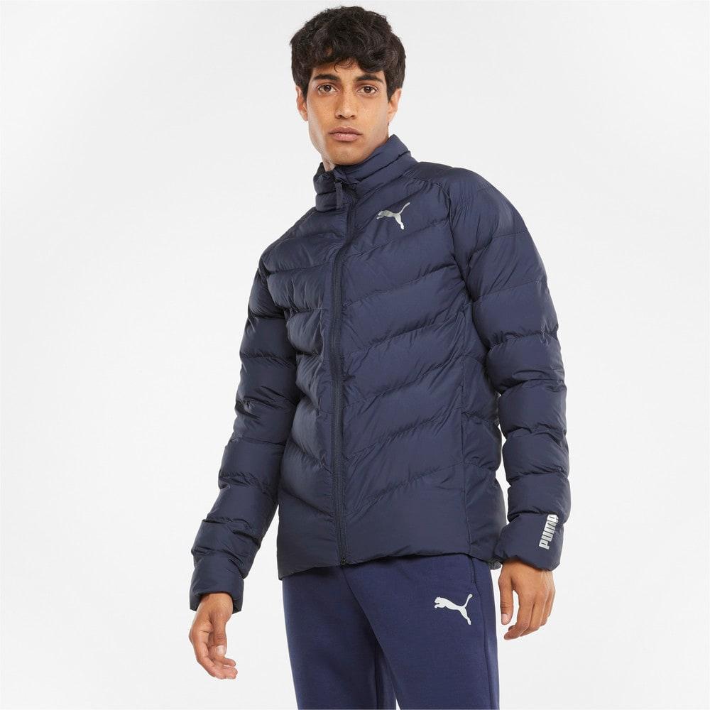 Изображение Puma Куртка warmCELL Lightweight Men's Jacket #1: Peacoat