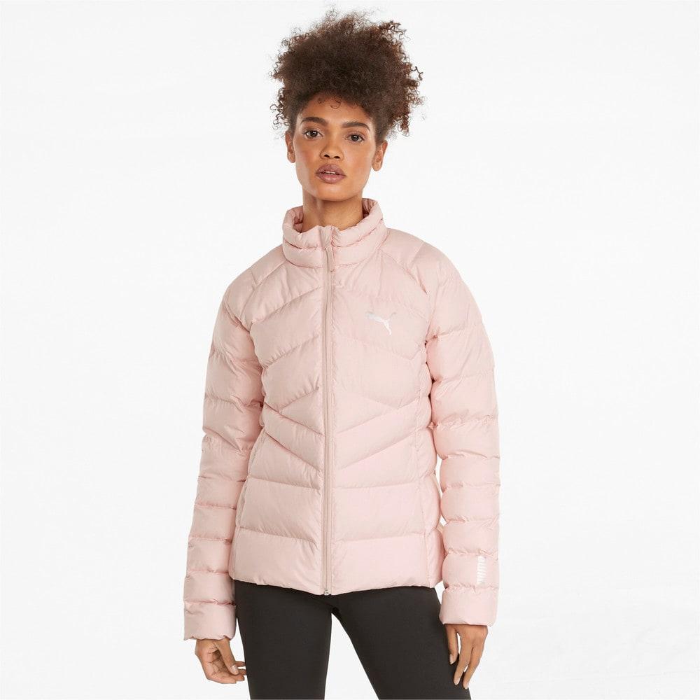 Изображение Puma Куртка warmCELL Lightweight Women's Jacket #1: Lotus