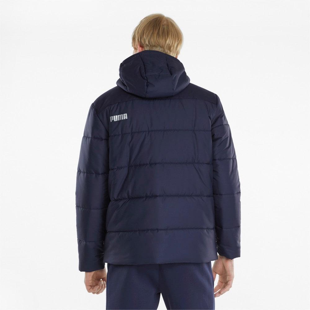 Изображение Puma Куртка WarmCELL Padded Men's Jacket #2: Peacoat