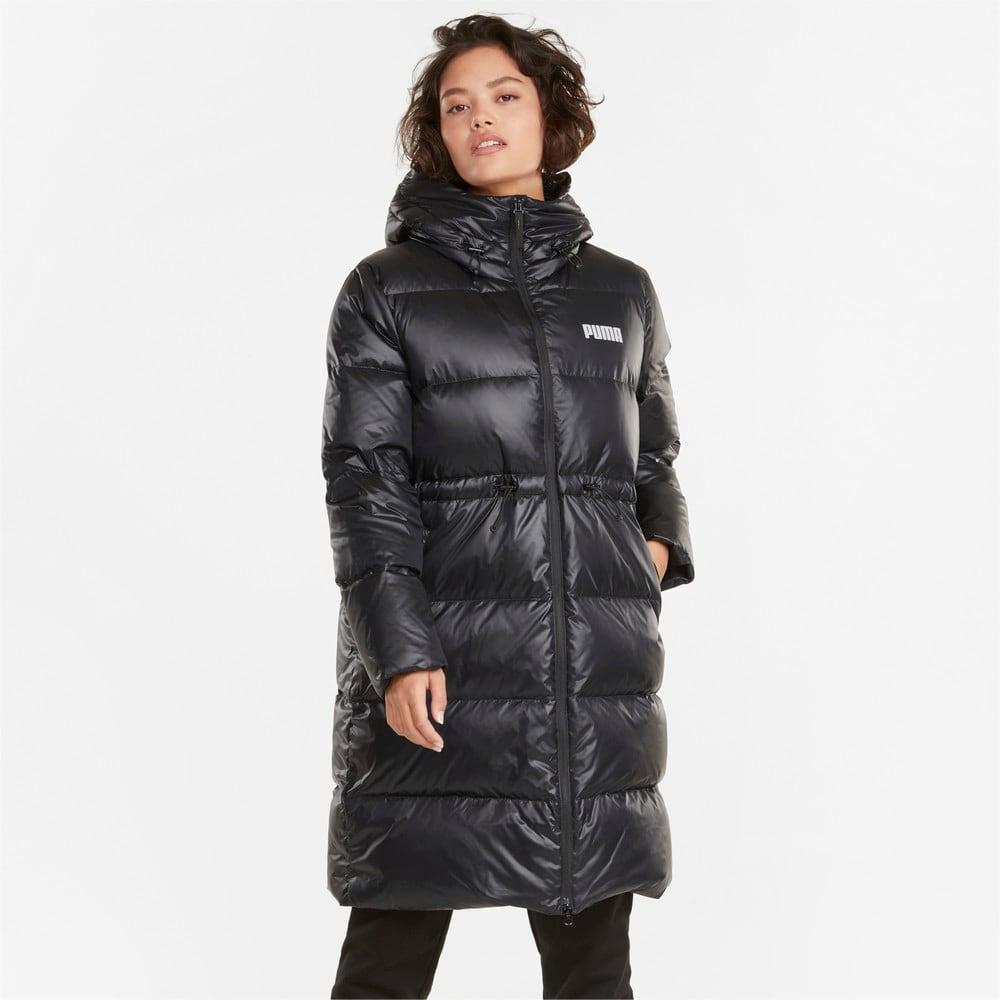 Зображення Puma Куртка Adjustable Down Women's Coat #1: Puma Black