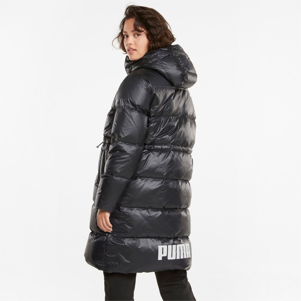 Зображення Puma Куртка Adjustable Down Women's Coat #2: Puma Black