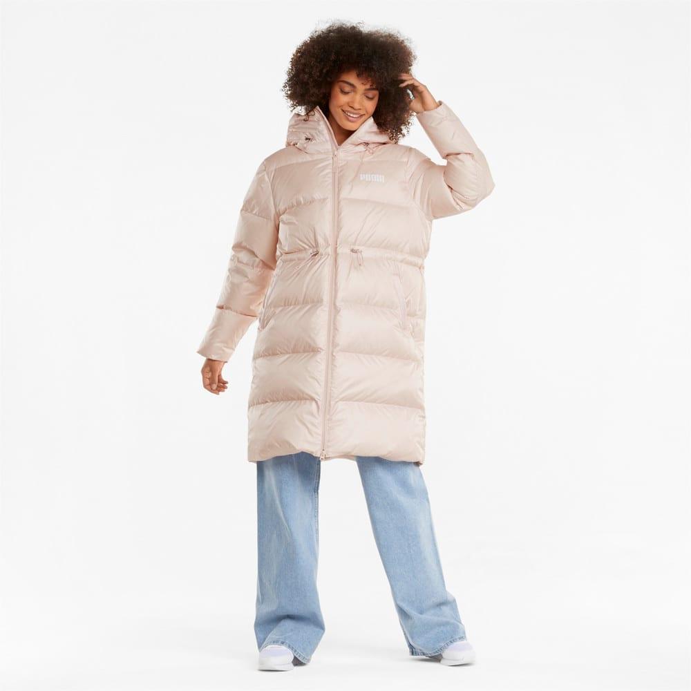 Изображение Puma Куртка Adjustable Down Women's Coat #1: Lotus