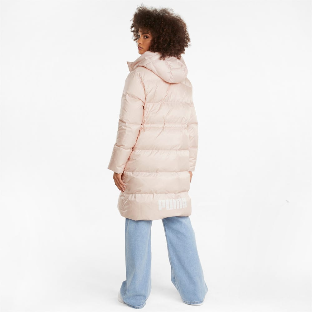 Изображение Puma Куртка Adjustable Down Women's Coat #2: Lotus