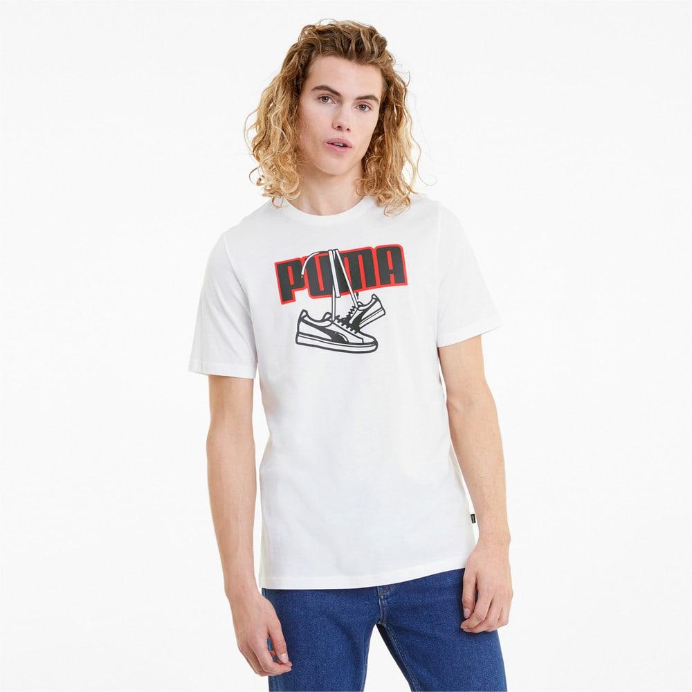 Imagen PUMA Polera para hombre Sneaker Inspired #1