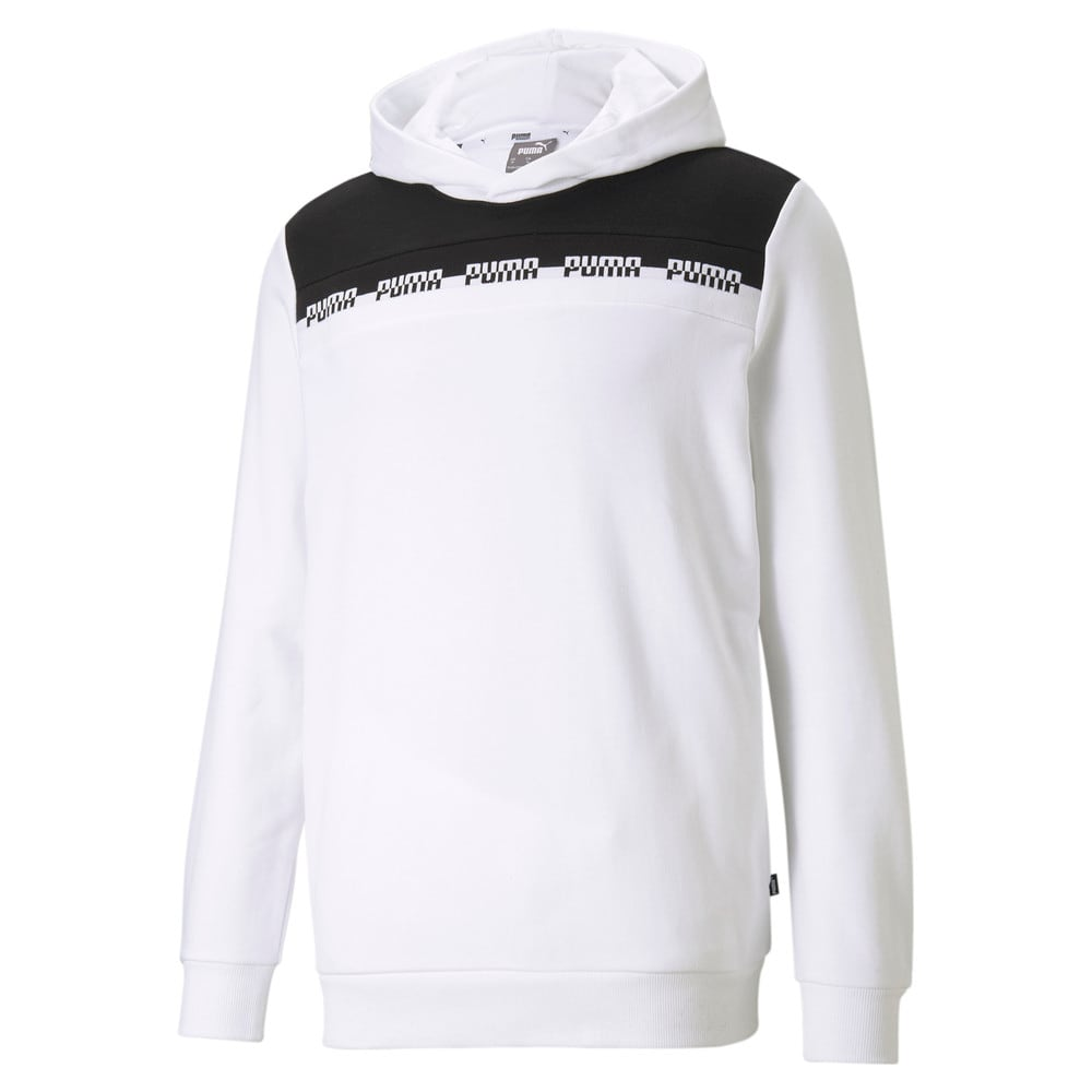 Изображение Puma Толстовка Amplified Advanced Men's Hoodie #1