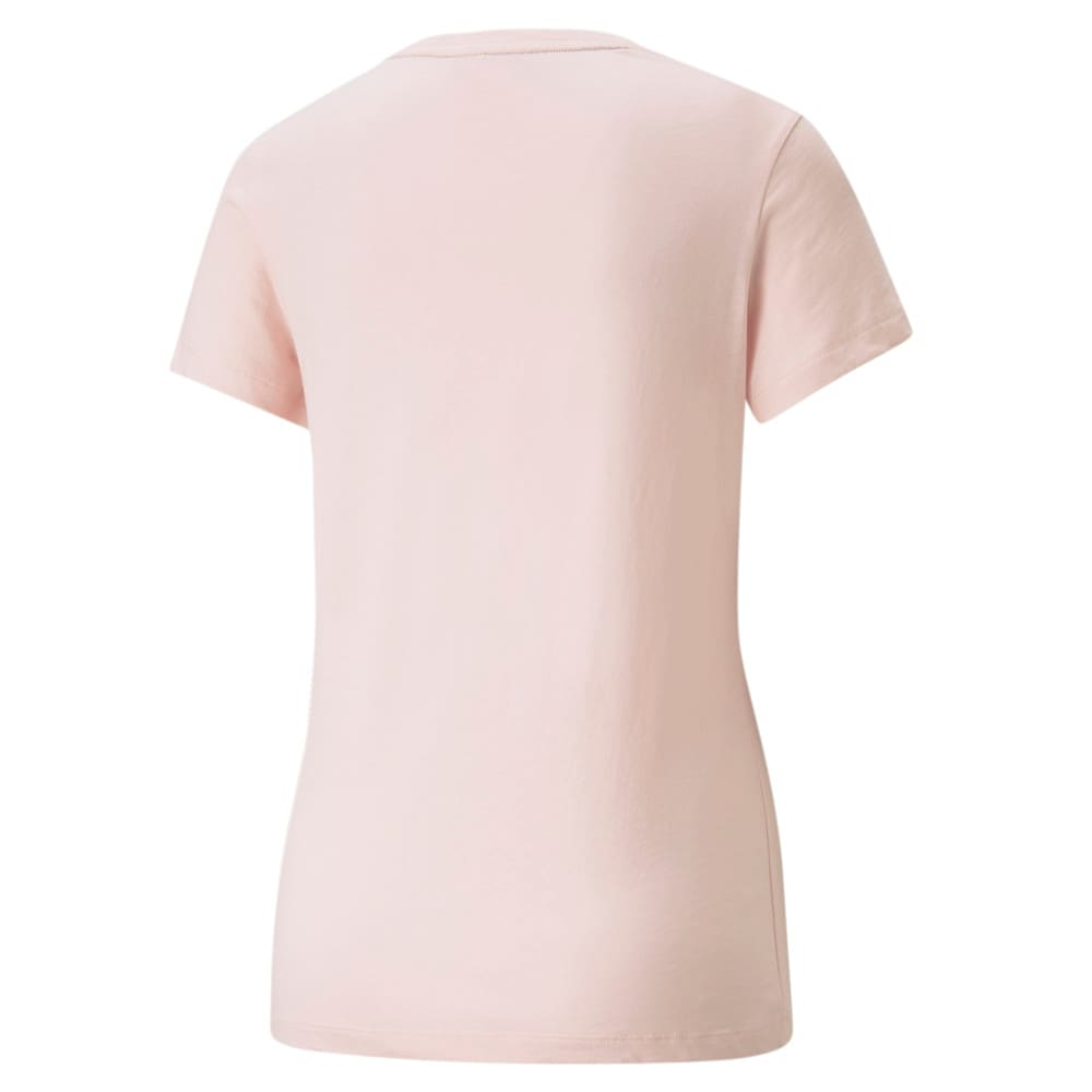 Изображение Puma Футболка Essentials Embroidered Women's Tee #2