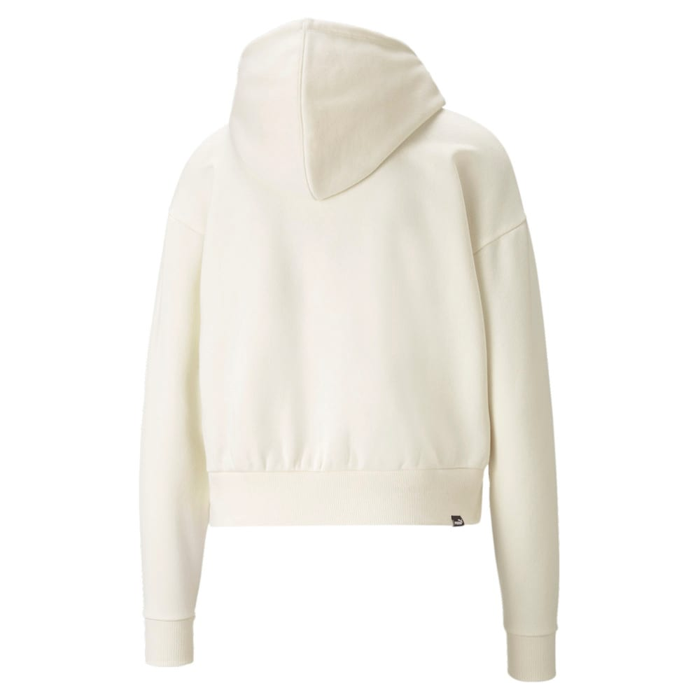 Зображення Puma Толстовка Essentials+ Embroidered Cropped Women's Hoodie #2: no color