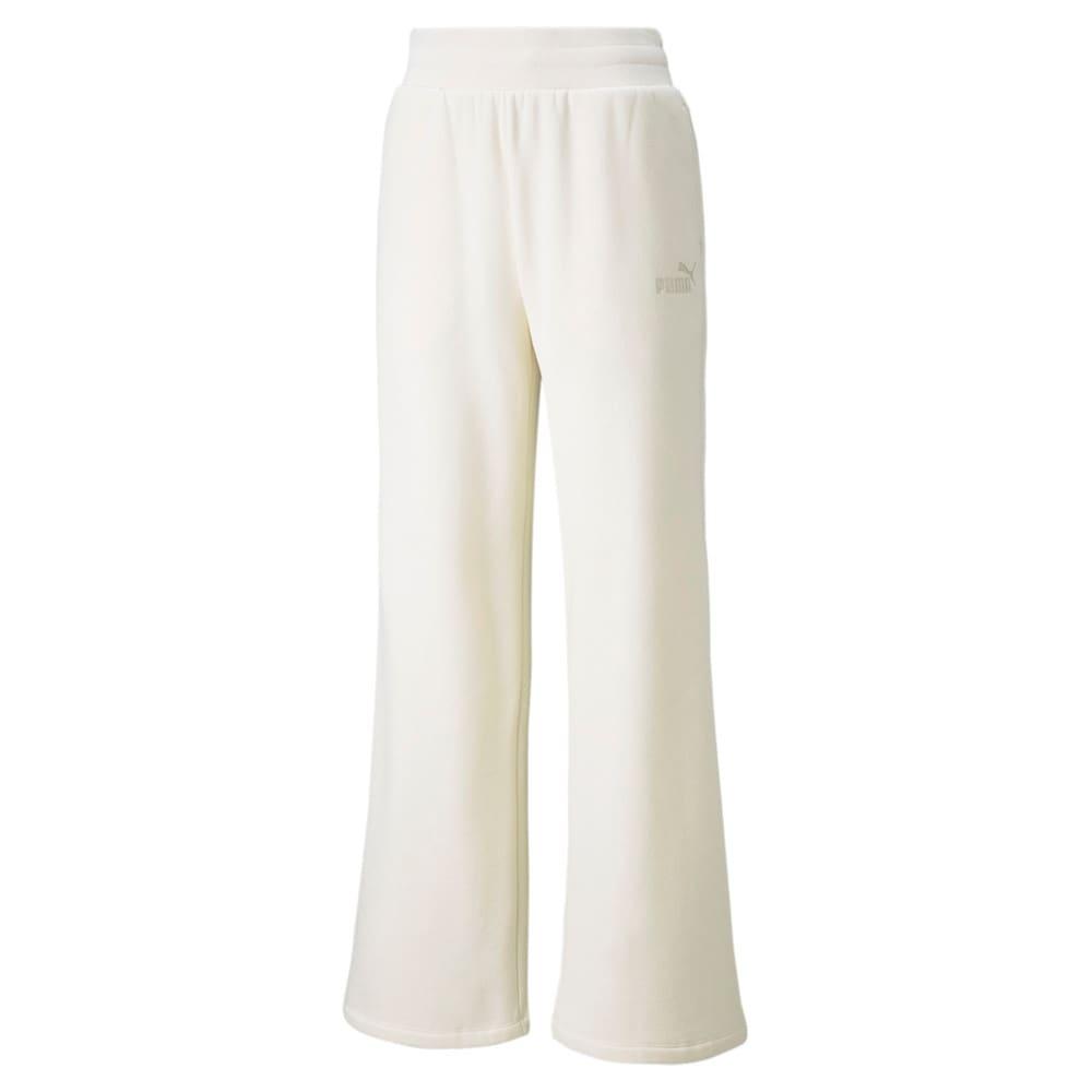 Изображение Puma Штаны Essentials+ Embroidered Wide Women's Pants #1: no color