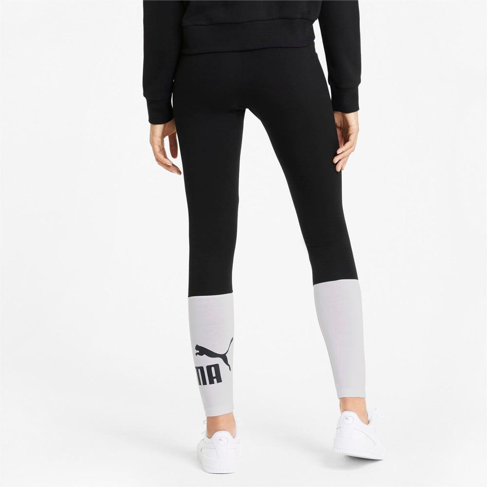Изображение Puma Леггинсы Essentials+ Colourblock Women's Leggings #2