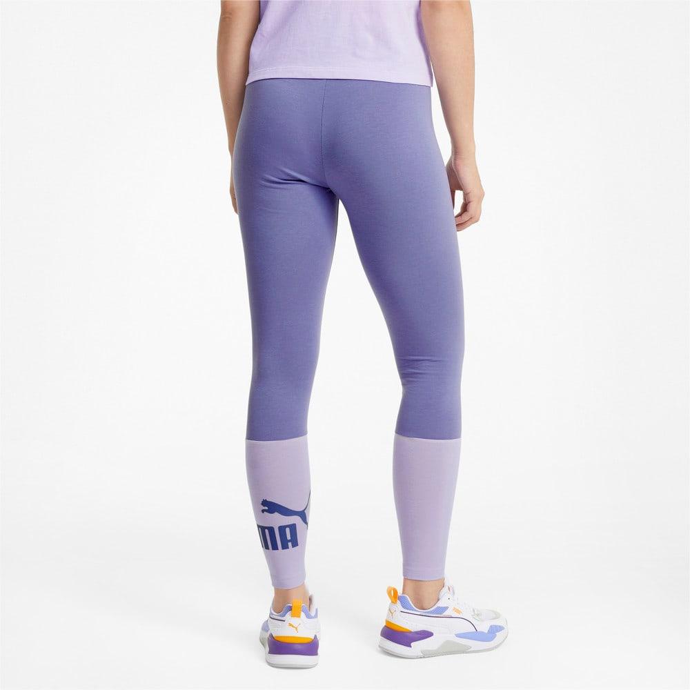 Imagen PUMA Leggings para mujer Essentials+ Colourblock #2