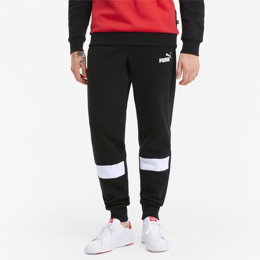 Изображение Puma Штаны Essentials+ Colourblock Men's Pants #1