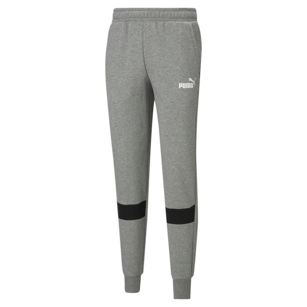 Imagen PUMA Pantalones para hombre Essentials+ Colourblock #1