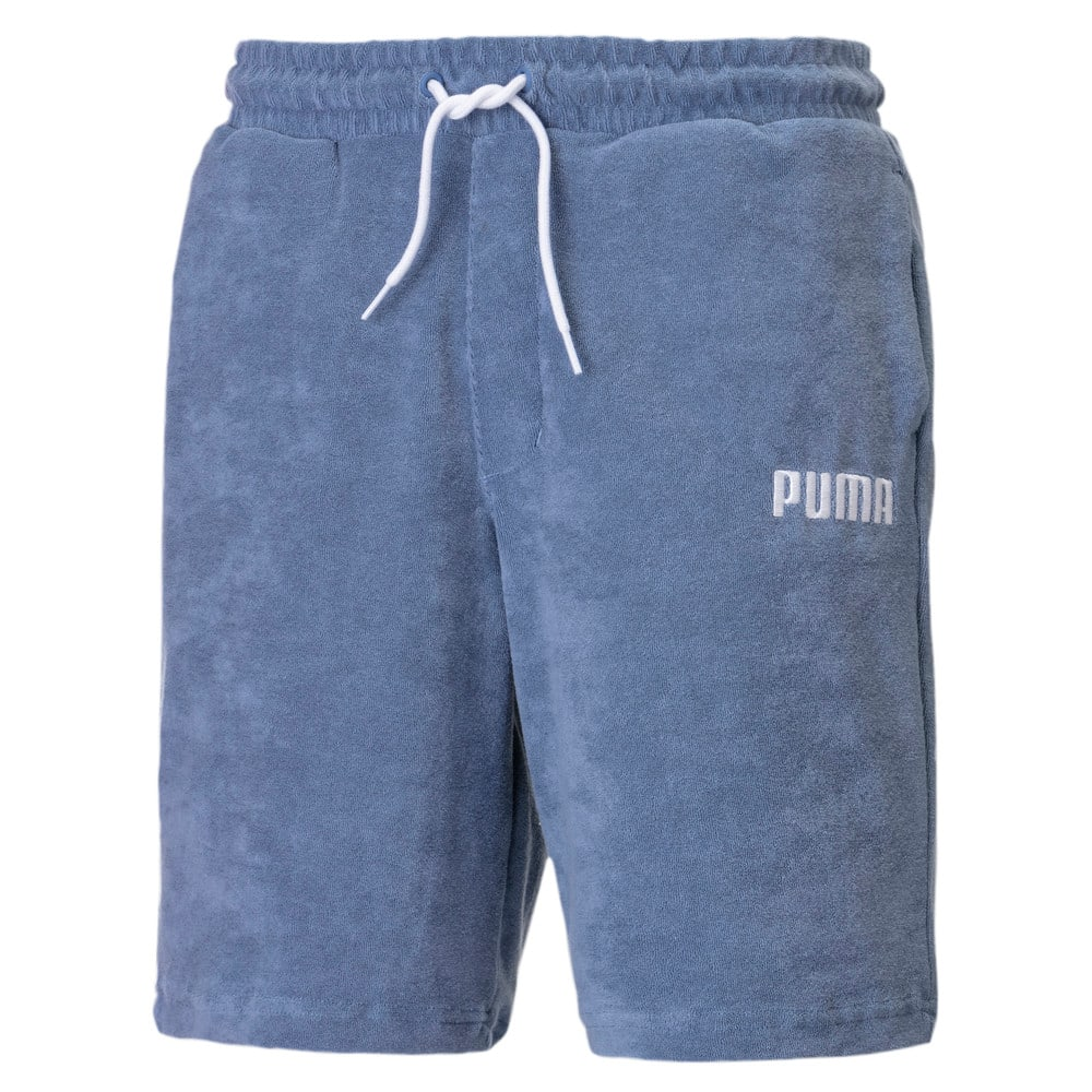 Зображення Puma Шорти Towel Knitted Men's Shorts #1