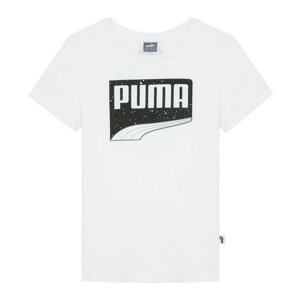 Görüntü Puma PUMA Logo Erkek Çocuk T-shirt #1