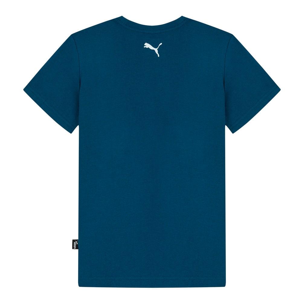Görüntü Puma PUMA Logo Erkek Çocuk T-shirt #2