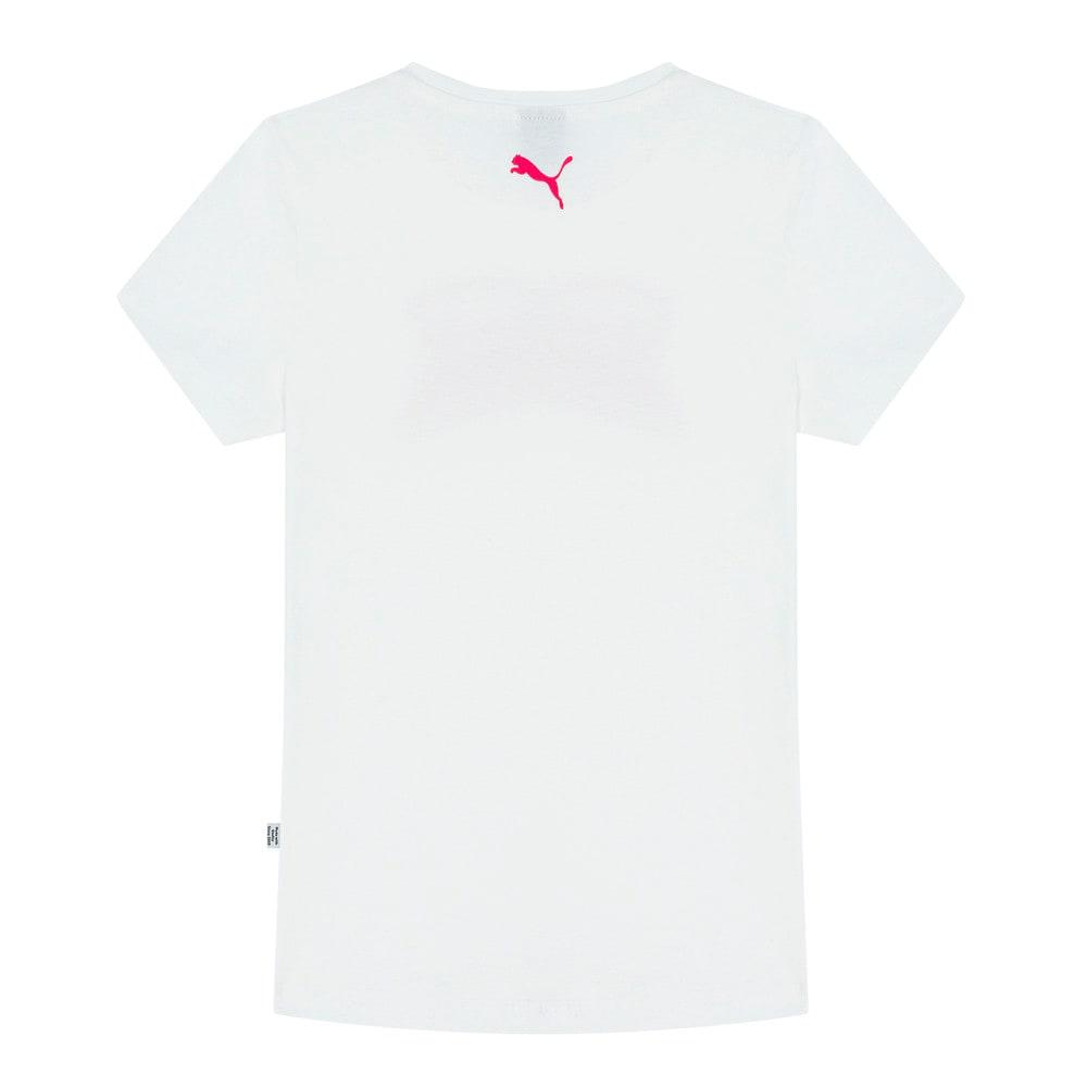Görüntü Puma PUMA Logo Kız Çocuk T-shirt #2