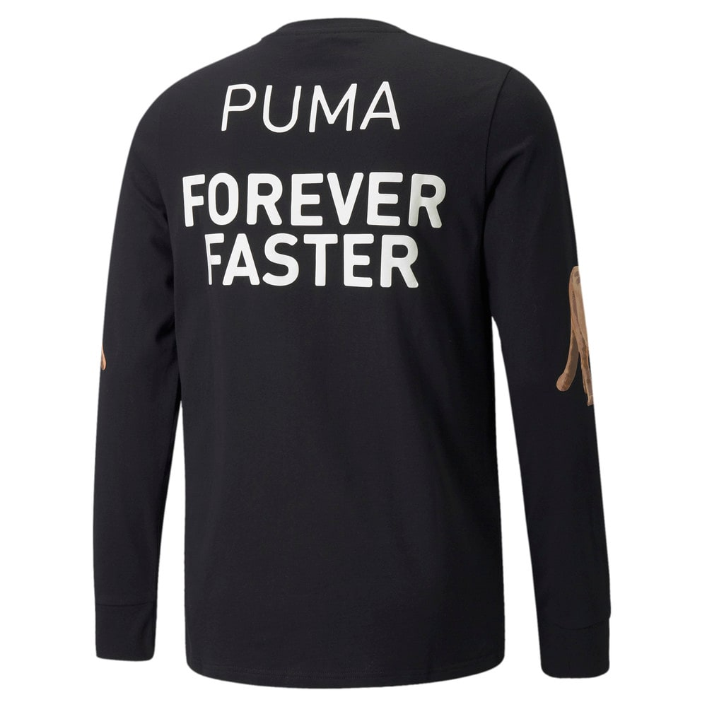 Görüntü Puma PUMA x RHUIGI Erkek Uzun Kollu T-shirt #2