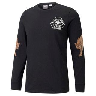 Görüntü Puma PUMA x RHUIGI Erkek Uzun Kollu T-shirt