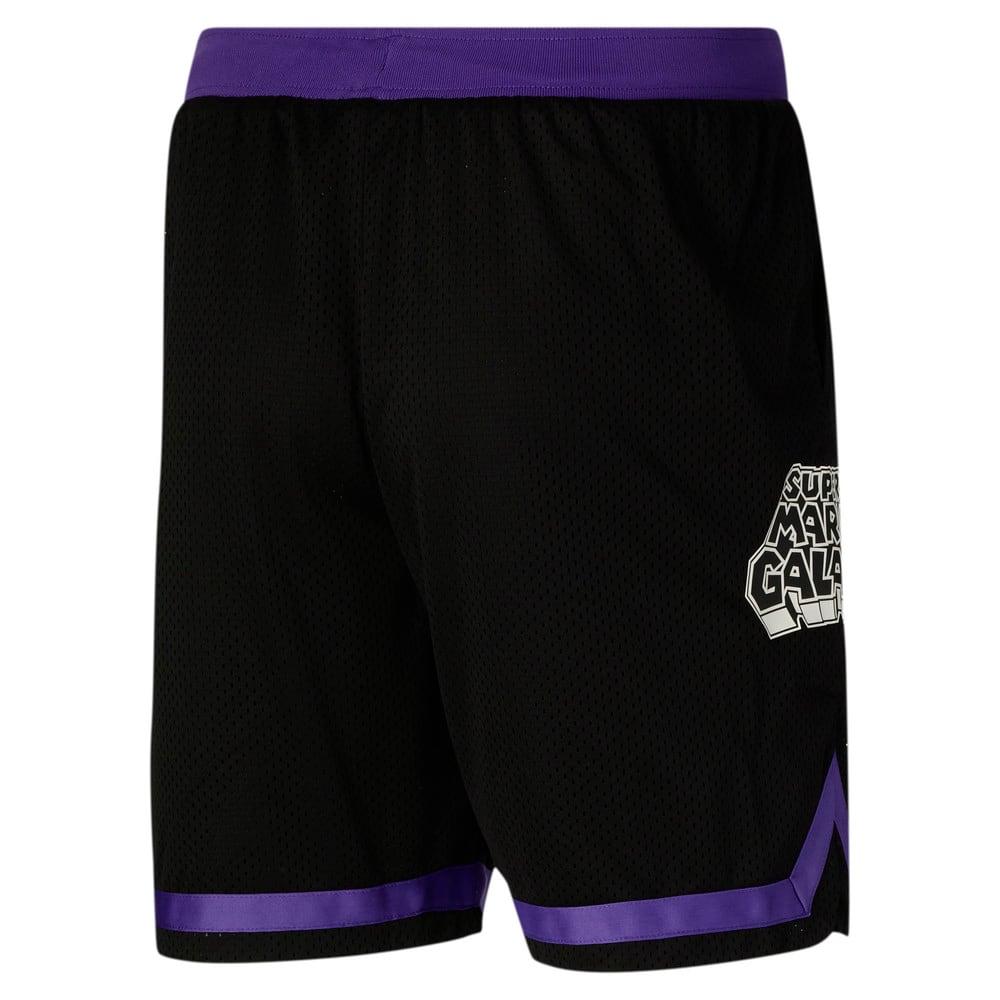 Image Puma Super Mario™ Knitted Men's Basketball Shorts #2
